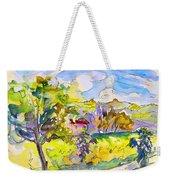 Campagne Des Pyrenees Weekender Tote Bag