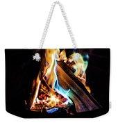 Campfire In July Weekender Tote Bag