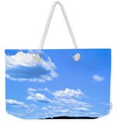 Can I Hitch A Ride? Weekender Tote Bag