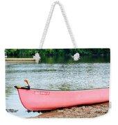 Can You Canoe Weekender Tote Bag
