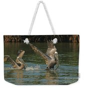 Can You Catch Me Weekender Tote Bag