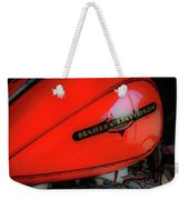 Can You Feel The Rumble 4420 G_2 Weekender Tote Bag