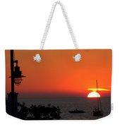 Canada 150th Birthday Sunset 4 Weekender Tote Bag