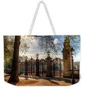 Canada Gate Green Park London Weekender Tote Bag