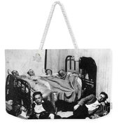 Canada: Great Depression, 1930 Weekender Tote Bag