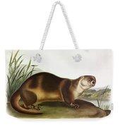 Canada Otter Weekender Tote Bag