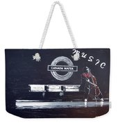 Canada Water Music Weekender Tote Bag