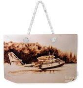 Canadair Weekender Tote Bag
