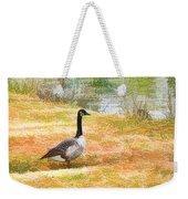 Canadian Geese 6 Weekender Tote Bag