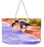 Canadian Geese Weekender Tote Bag