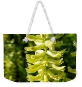 Canadian Milkvetch Wildflower Weekender Tote Bag