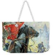 Canadian Mounties Weekender Tote Bag
