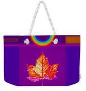 Canadian Palladian Weekender Tote Bag