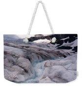 Canadian Rockies Glacier Weekender Tote Bag