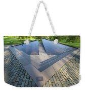 Canadian War Memorial Green Park London Weekender Tote Bag