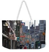 Canal And Eldridge Weekender Tote Bag