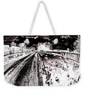 Canal De Lachine - Rail Bridge Weekender Tote Bag