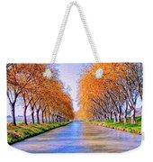 Canal Du Midi Weekender Tote Bag