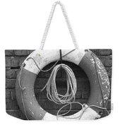 Canal Lifesaver Weekender Tote Bag