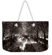 Canal Saint Martin 2 Weekender Tote Bag