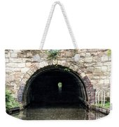Canal Tunnel 2 Weekender Tote Bag