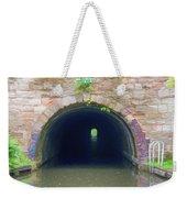 Canal Tunnel 3 Weekender Tote Bag