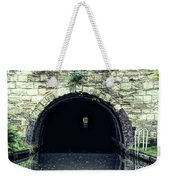 Canal Tunnel Weekender Tote Bag