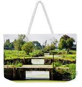 Canals And Bridges Weekender Tote Bag