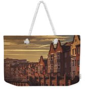 Canalside Living Weekender Tote Bag