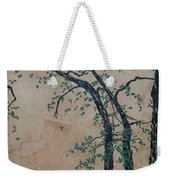 Canandaigua Lake Weekender Tote Bag by Leah  Tomaino