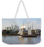 Canary Wharf 5 Weekender Tote Bag