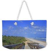 Canaveral Walkway Weekender Tote Bag