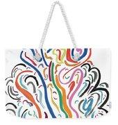 Cancan Weekender Tote Bag