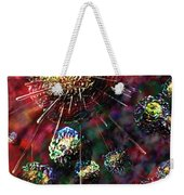 Cancer Cells Weekender Tote Bag by Russell Kightley
