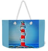 Cancun Lighthouse  Weekender Tote Bag