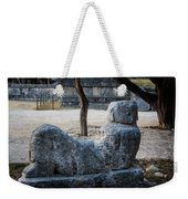 Cancun Mexico - Chichen Itza - Mayachacmool Weekender Tote Bag