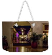 Cancun Mexico - Chichen Itza - Mayan Dining Hall Weekender Tote Bag