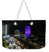 Cancun Mexico - Downtown Cancun Weekender Tote Bag