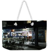 Cancun Mexico - Eating Out In Cancun Weekender Tote Bag