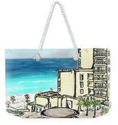 Cancun Royal Sands Weekender Tote Bag