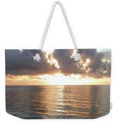 Cancun Sunrise Weekender Tote Bag