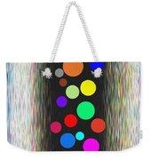 Candid Color 10 Weekender Tote Bag