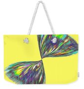 Candid Color 12 Weekender Tote Bag