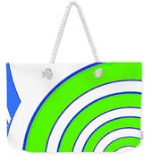 Candid Color 13 Weekender Tote Bag