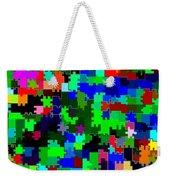 Candid Color 2 Weekender Tote Bag