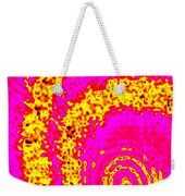Candid Color 3 Weekender Tote Bag