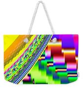 Candid Color 6 Weekender Tote Bag