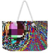 Candid Color 7 Weekender Tote Bag
