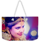Candid Wedding Photography Pronojit Click Weekender Tote Bag