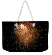 Candle Burst Weekender Tote Bag